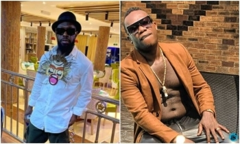 Nobody should compare me to any rubbish again – Timaya blows hot after he was compared to Duncan Mighty
